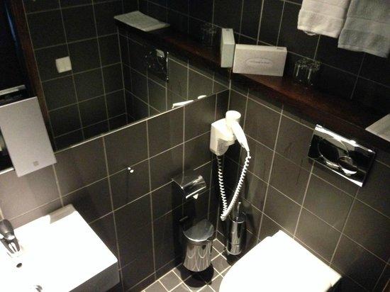 Clarion Hotel Stockholm: Bathroom