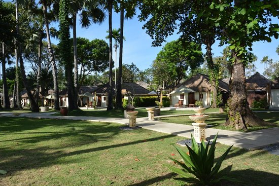 Belmond Jimbaran Puri : les cottages