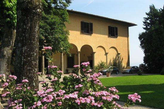 Villa il Poggiale Dimora Storica: Villa entrance