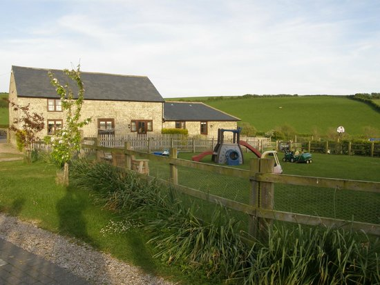 Nettlecombe Farm Holiday Cottages: Superb Cottage, Stunning Views