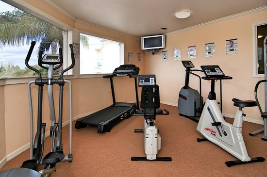 Quality Inn & Suites Sunnyvale/Silicon Valley: Fitness Center