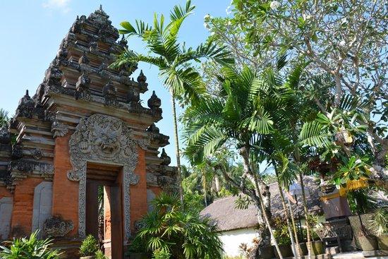 Belmond Jimbaran Puri: temple de l'hotel