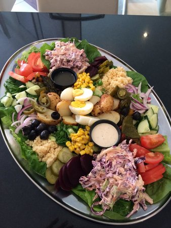 Moka Express Business Lunch Salad Platter We Can Also Provide Loads Of Great Ideas