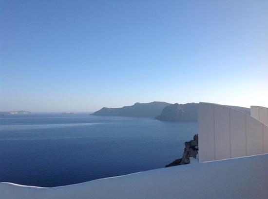 Santorini Secret Suites & Spa: amazing location