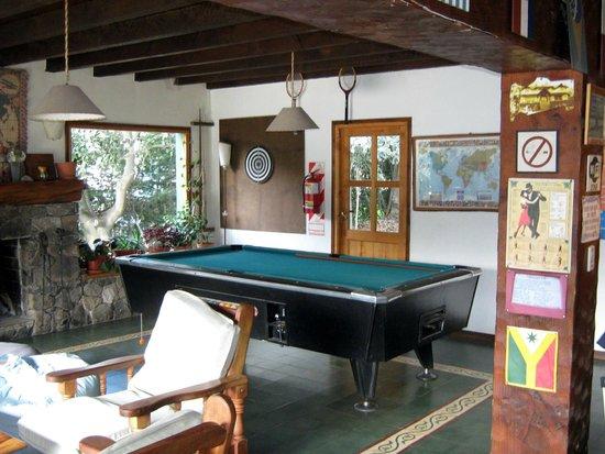 Hostel La Angostura : Pool!