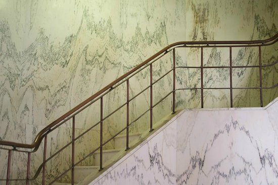 Vulcan Park and Museum: The beautiful inside of the Vulcan