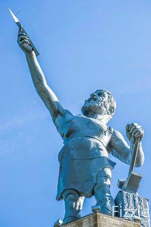 Vulcan Park and Museum: Vulcan statue 1
