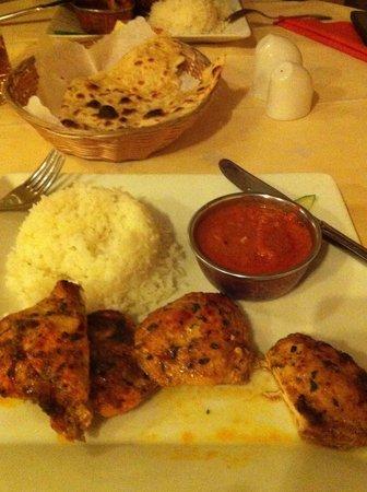 Hanas Rasoi: Good value tasty food