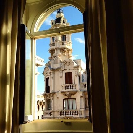 Iberostar Las Letras Gran Vía: my morning view