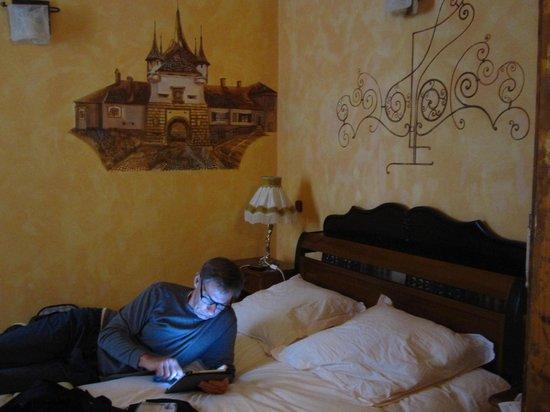 Casa Albert: a room