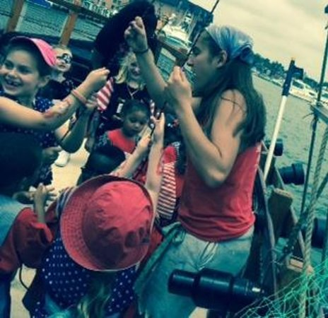 Pirate Adventures on the Chesapeake: Heave, ho!