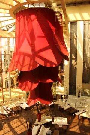 Silken Al-Andalus Palace Hotel : Hall