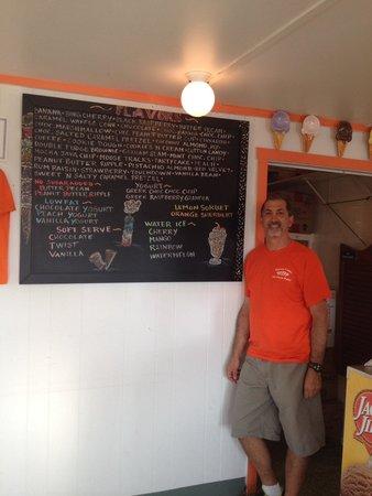 Harvey Cedars Ice Cream Parlour