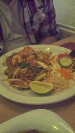Boonnak Thai Restaurant: Pad Thai