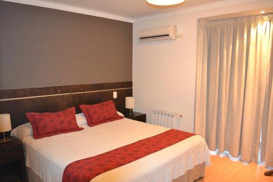 Quinta & Suites Apart Hotel: dormitorio