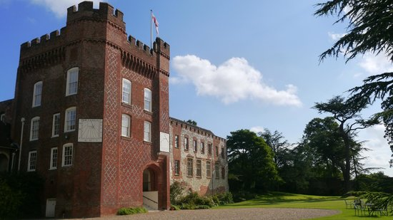 Farnham Castle : The Castle