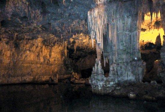 Grotte de Neptune (Grotta di Nettuno) : Grotta di Nettuno