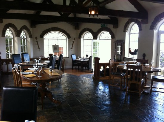 Clow Beck House : Breakfast setting