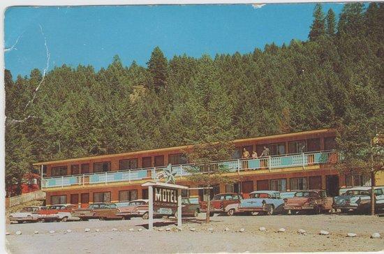 Gateway Motel: Flashback to the 50's...