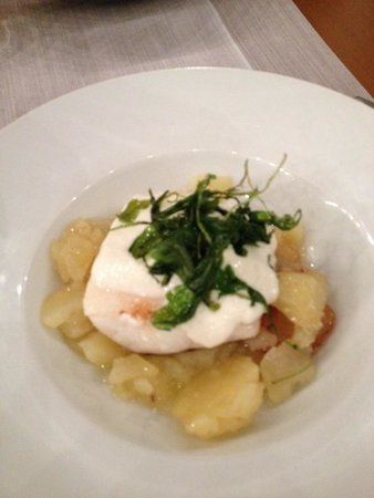 Ses Voltes: Bacalao