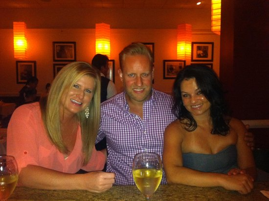 Macaluso's: dinner with friends