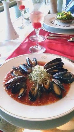 Occidental Nuevo Vallarta: Royal Club Restaurant dining