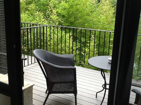 Hotel Cantemerle Spa & Restaurant: Terrasse