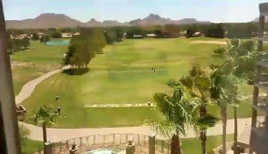 Embassy Suites by Hilton Phoenix-Scottsdale: View from room