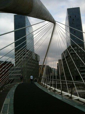 Puente Zubi Zuri: Zubi zuri ponte