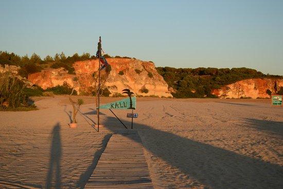 Vila Castelo Tradicional: Praia Grande Beach