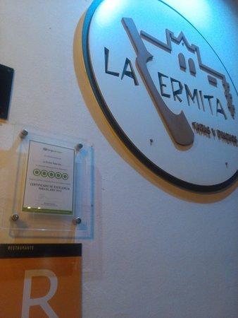 La Ermita Tapas Bar : Ermita tapas bar