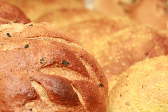 Ciao Ciao's own Artisan Breads