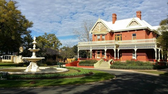 Mildura Arts Centre & Rio Vista Homestead