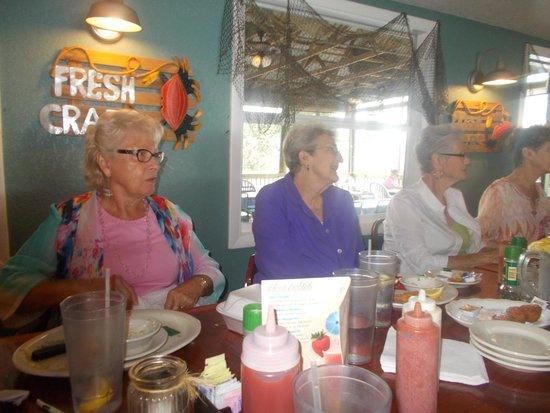 The Port Restaurant Lake Hatchineha Fl