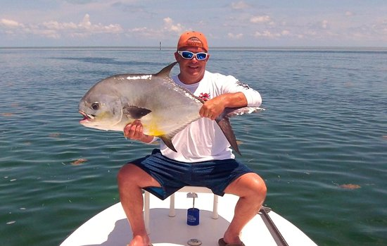 AWS Charters, Key West Flats Fishing: Wow! That's all I can say