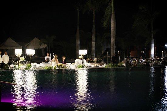 Las Perlas Hotel & Resort Playa Blanca: Wedding reception