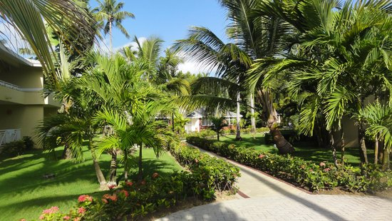 Grand Bahia Principe El Portillo : Well maintained and clean resort