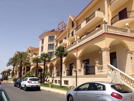 Federico II Palace Hotel : Diurno!