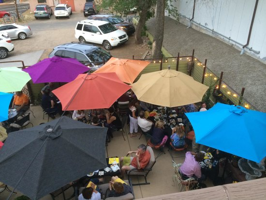 Soldi Creative Cuisine: Patio Small Plates Friday Evening