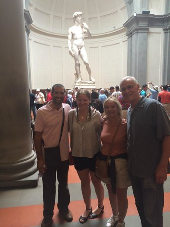 Tuscan Tour Guide - Tours: Paul Costa, Florence Tour Guide
