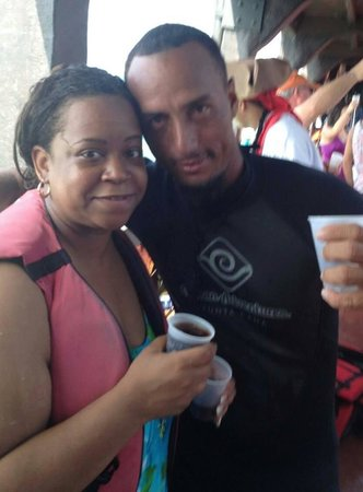 Ocean Adventures Stingray Bay Caribbean Festival : Juan is the best scuba instructor ever!!! He's great with non-swimmers. My husband and I are for