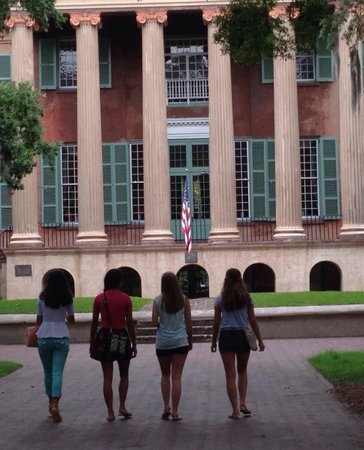 College of Charleston : Beautiful