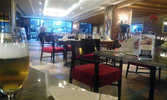 Elite World Business : L´Olive restaurant