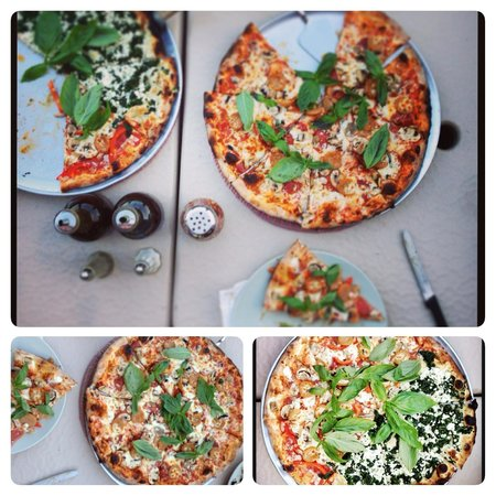 Photo of Italian Restaurant Dino's Wood Burning Pizza at 820 The Queensway, Toronto M8Z 1N5, Canada