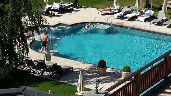 Interalpen-Hotel Tyrol: Pool