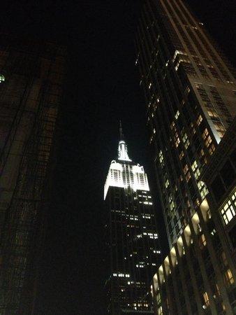 Hotel 373 Fifth Avenue: Vu de la chambre