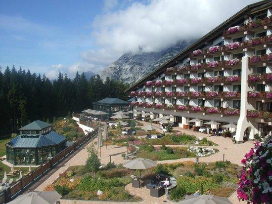 Interalpen-Hotel Tyrol : Hotel