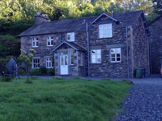 Graythwaite Cottages: Lovely week away.