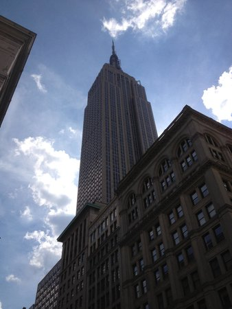 Hotel 373 Fifth Avenue: De la chambre