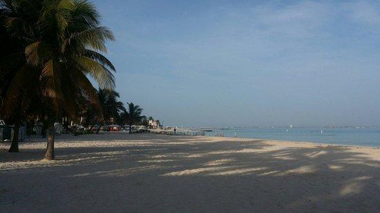 Playa Norte: Gorgeous and quiet!